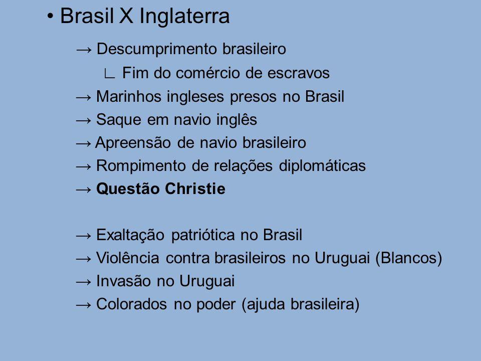 Solano Lopes Medo do expansionismo brasileiro Medo do expansionismo argentino Guerra contra eles (1865)