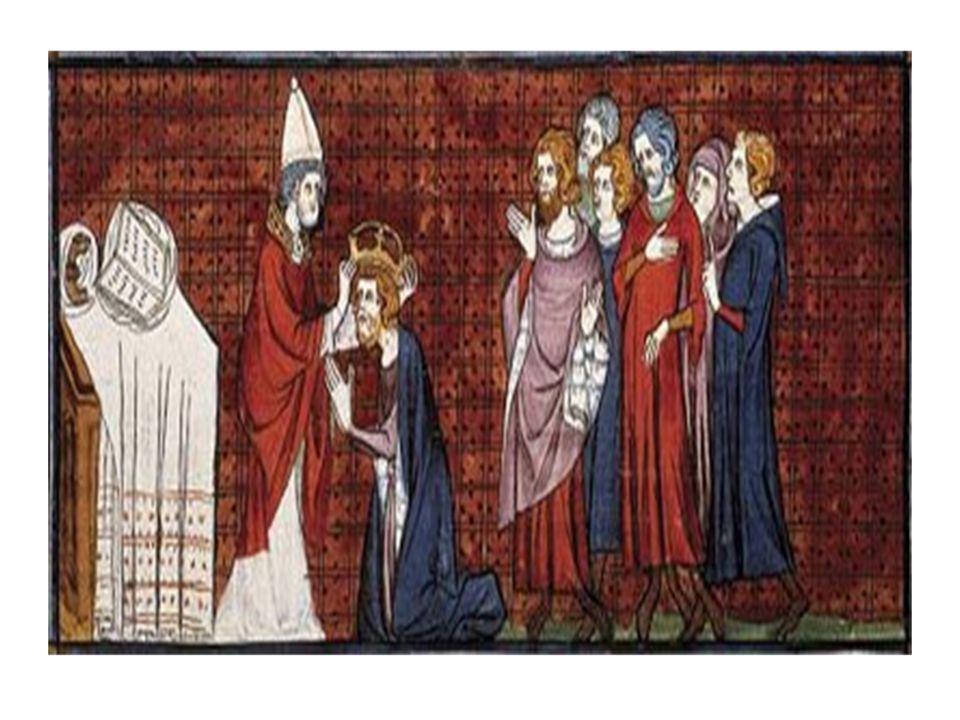 CARLOS MAGNO Senhor do Ocidente 25/12/800 Imperador por Deus Novo Império Romano? Poder divino Expansão dos cristianismo