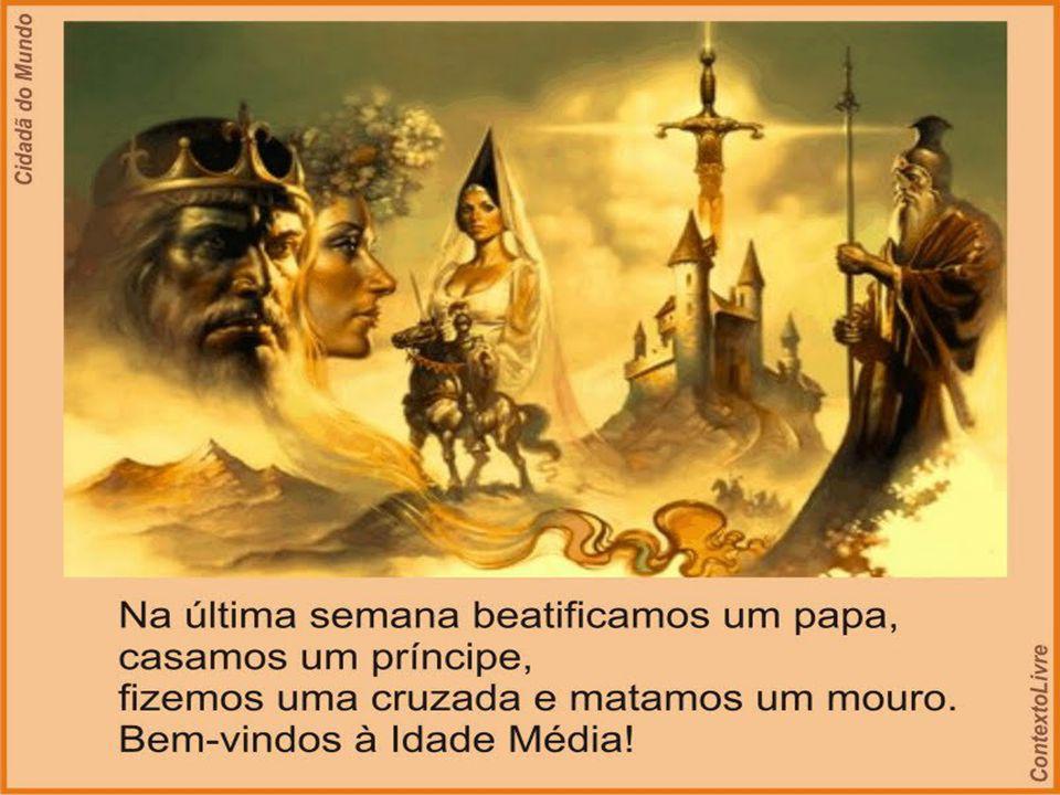 CARLOS MAGNO Senhor do Ocidente 25/12/800 Imperador por Deus Novo Império Romano.