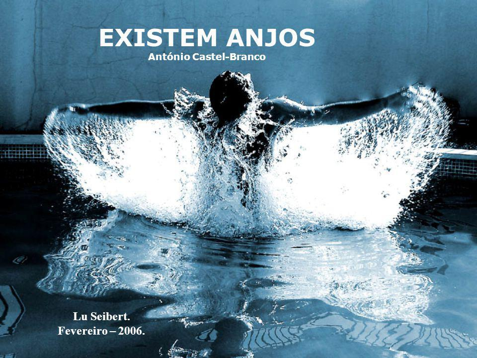 EXISTEM ANJOS António Castel-Branco Lu Seibert. Fevereiro – 2006.