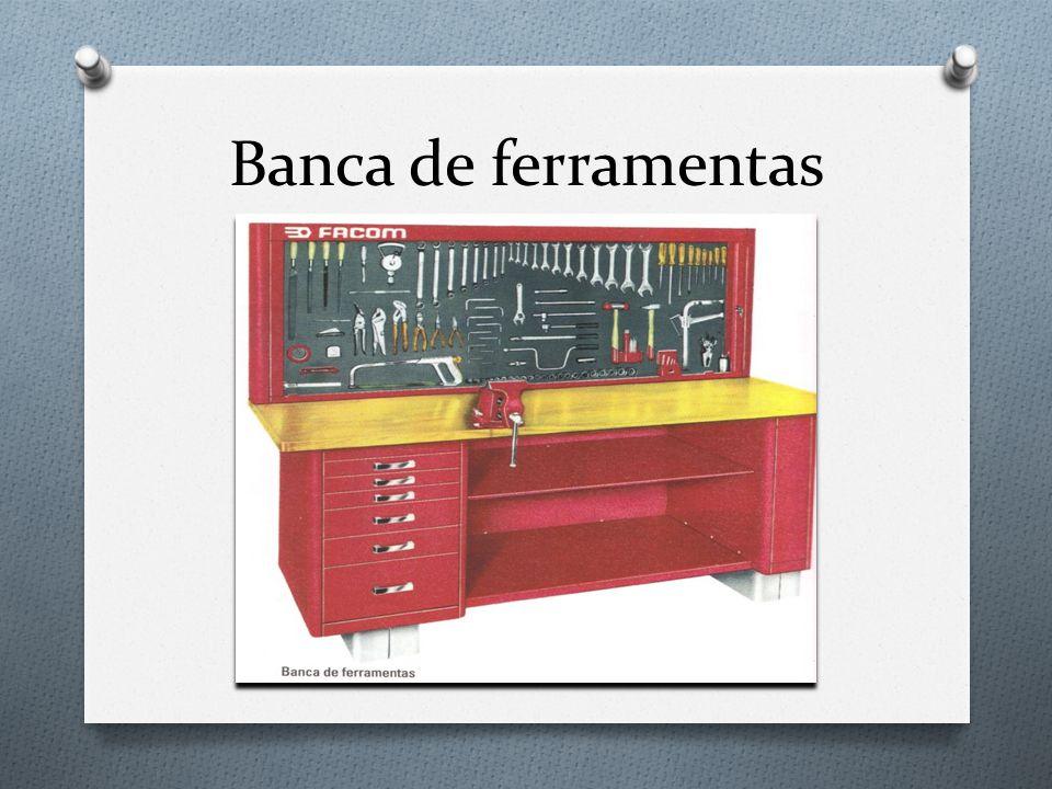 Banca de ferramentas