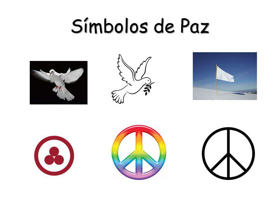 Situações de falência da paz A guerra e a violência são o oposto de paz.