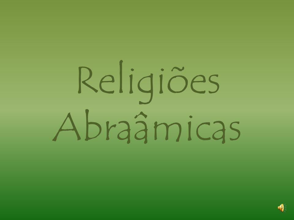 Religiões Abraâmicas