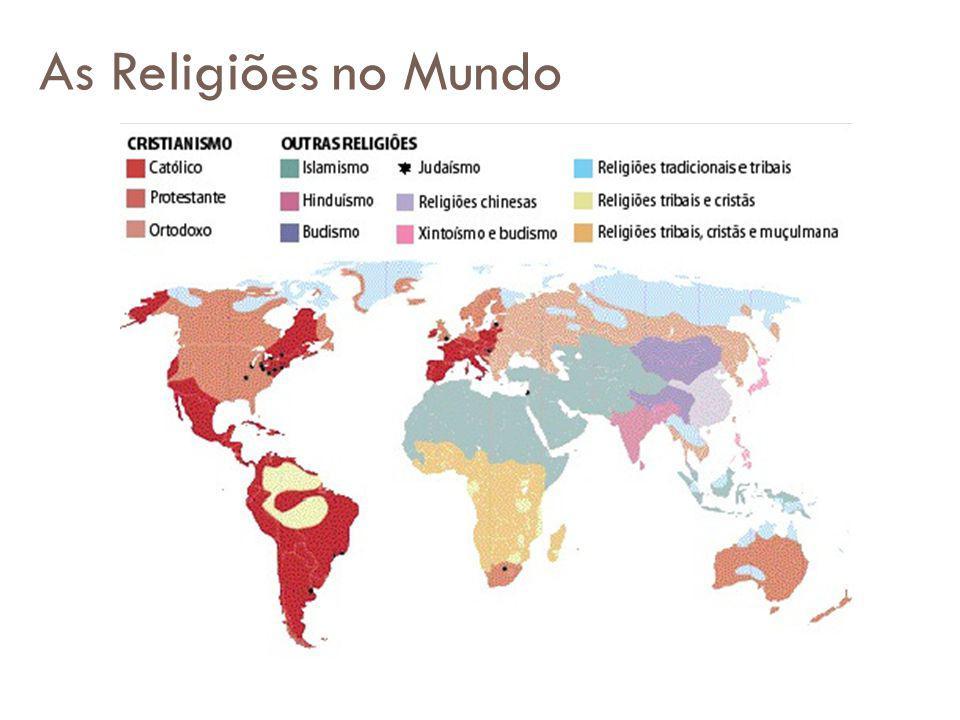 As Religiões no Mundo 5