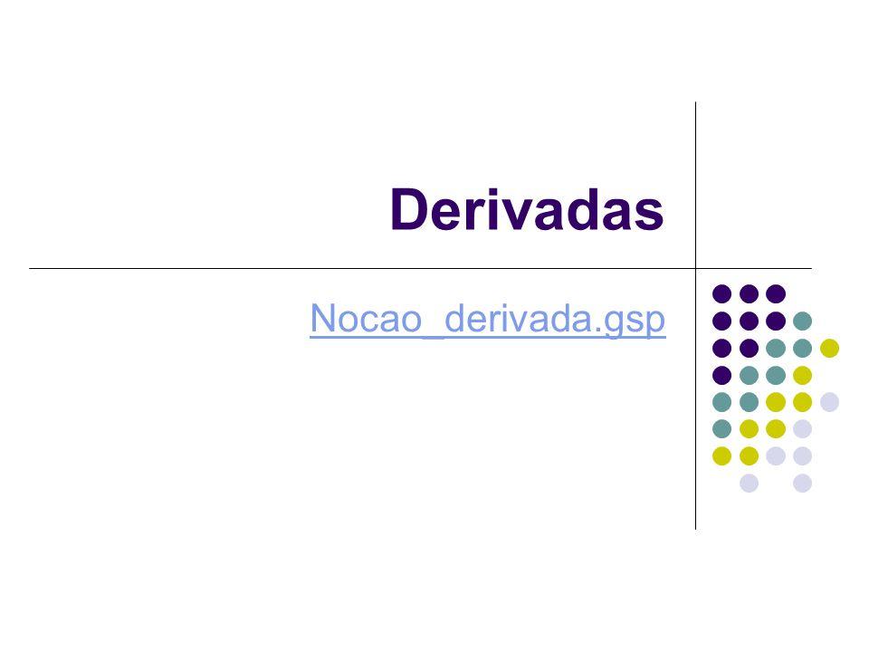 Derivadas Nocao_derivada.gsp