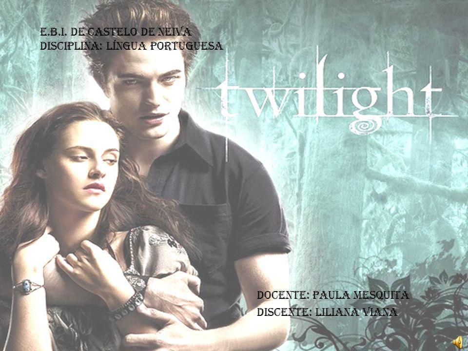 crepúsculo Esta é uma bonita história de um amor que para conseguir sobreviver terá de passar por muitas dificuldades.