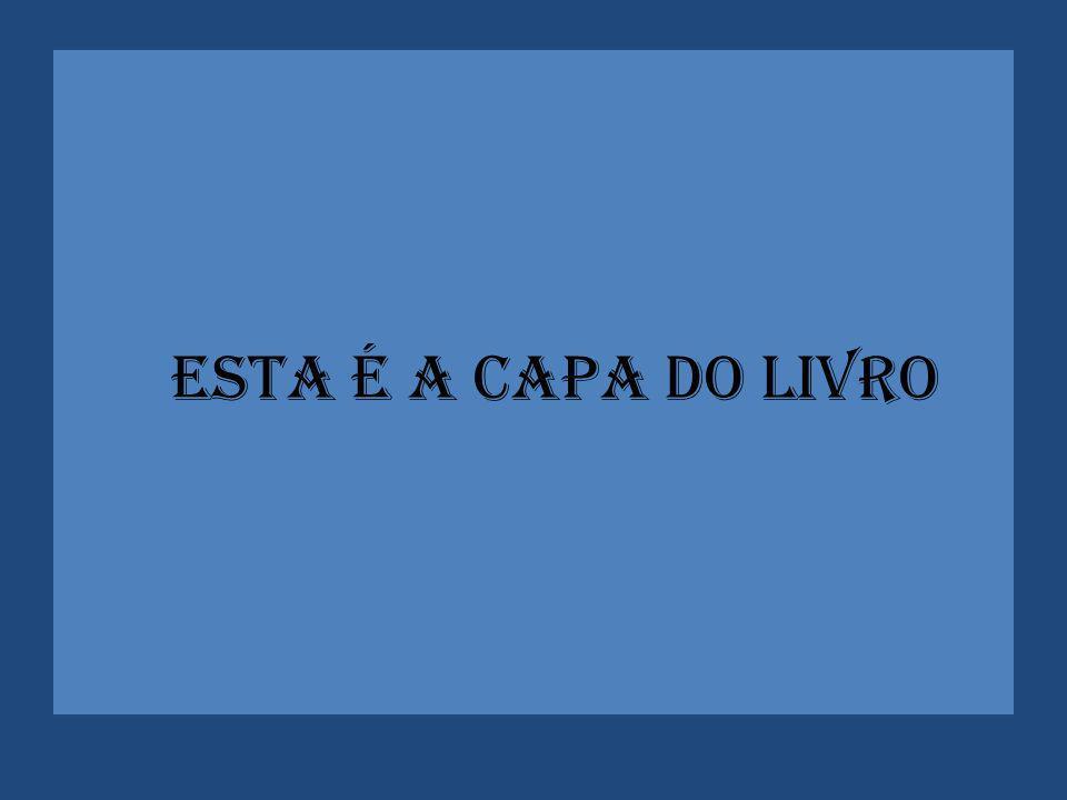 ESTA É A CAPA DO LIVRO