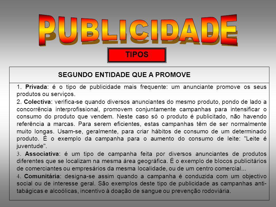 1.O BRIEFING B. ESTRATÉGIAS DE MARKETING DO ANUNCIANTE 1.