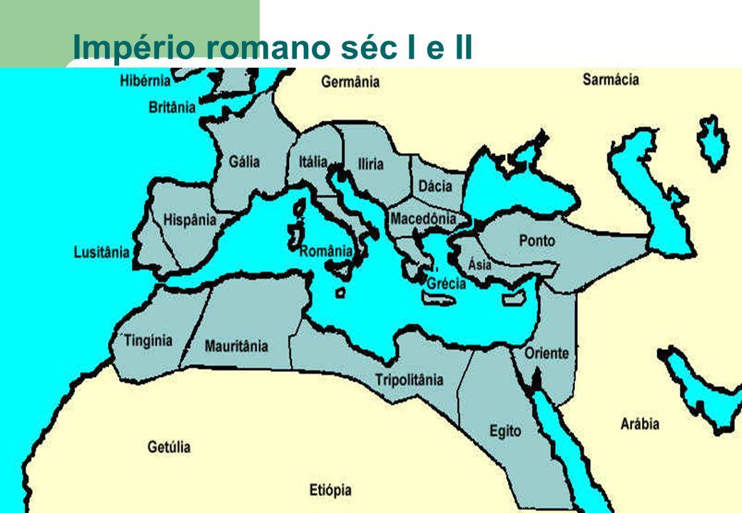44 Império romano séc I e II
