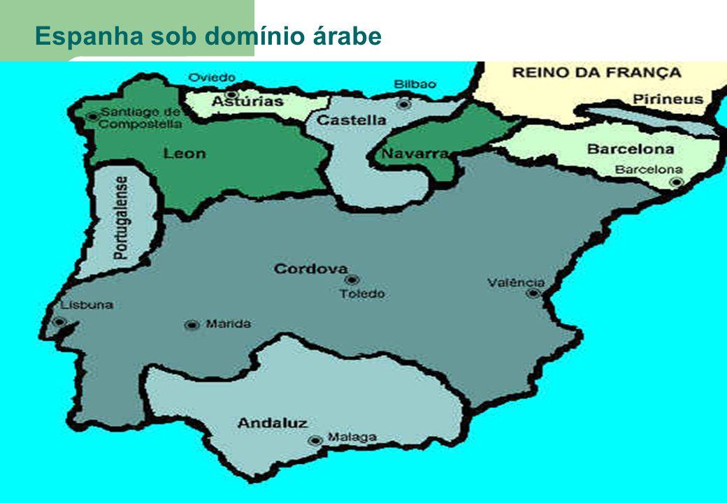 48 Espanha sob domínio árabe