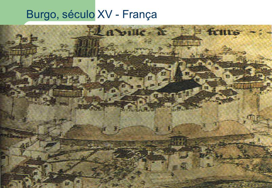 64 Burgo, século XV - França.