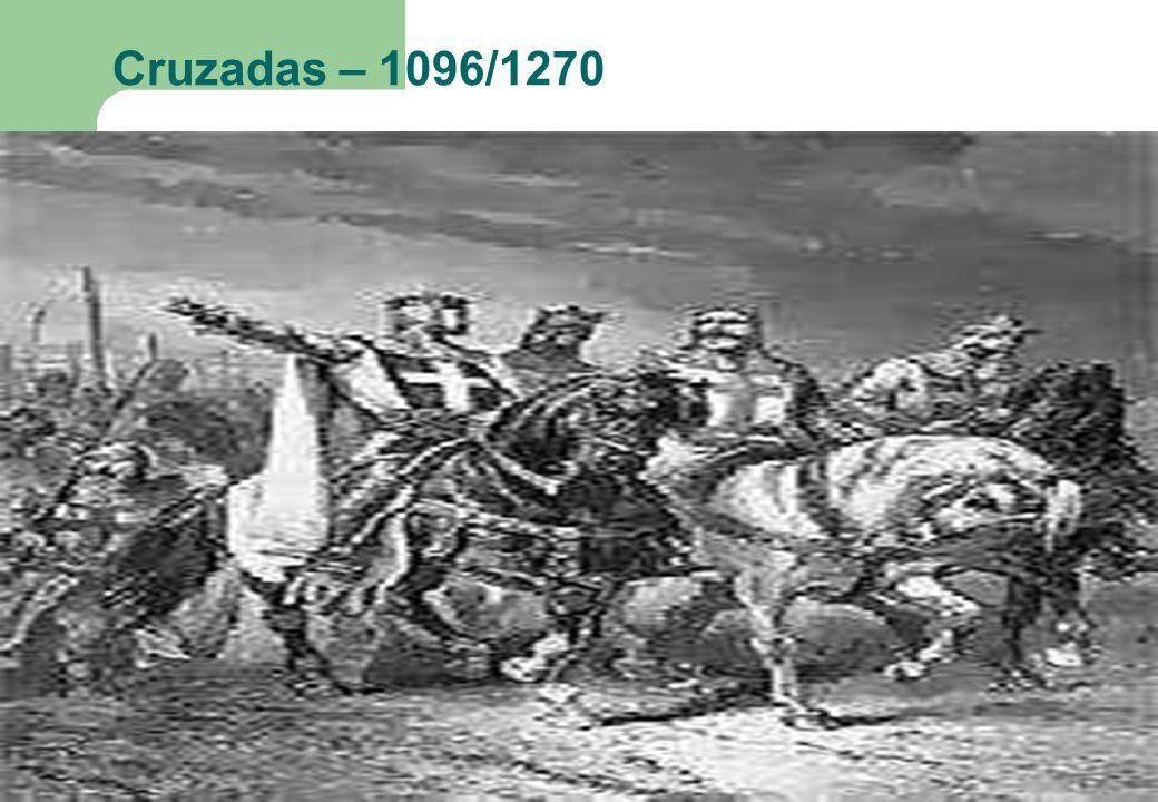 66 Cruzadas – 1096/1270