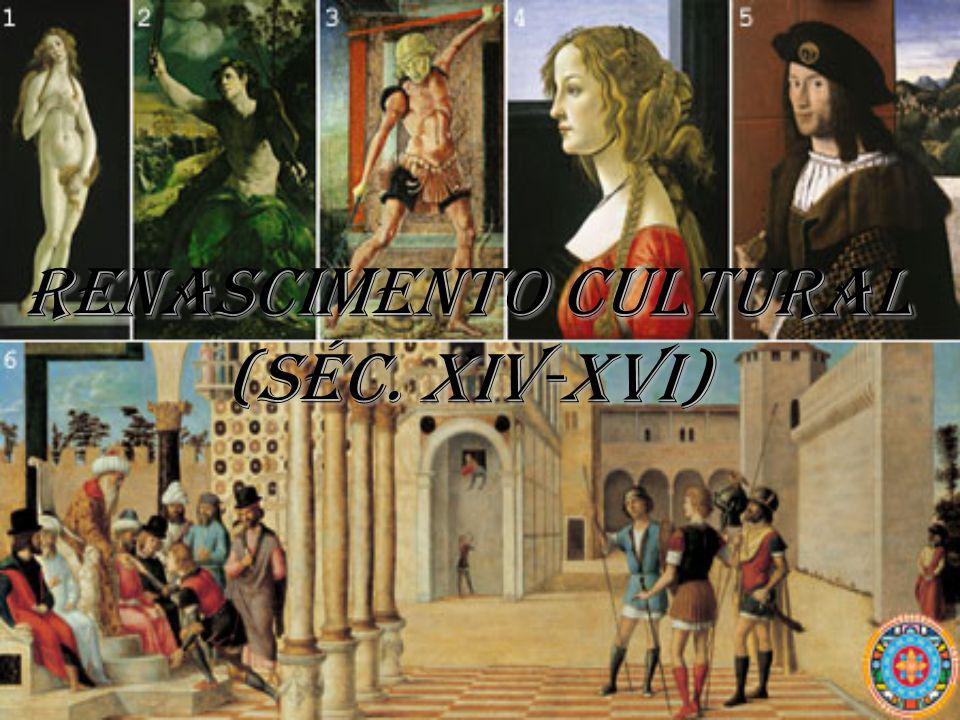 Renascimento Cultural (séc. XIV-XVI)