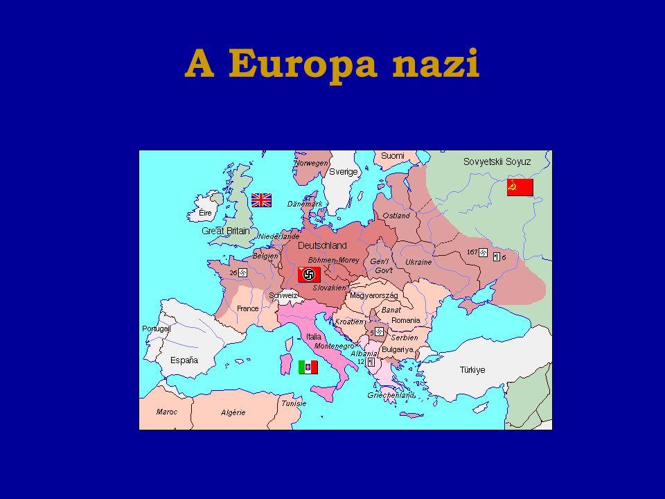 A Europa nazi