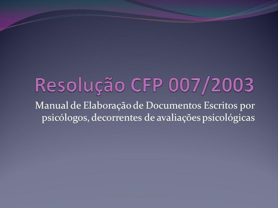 Dispões sobre os seguintes itens: I.Modalidades de documentos; II.
