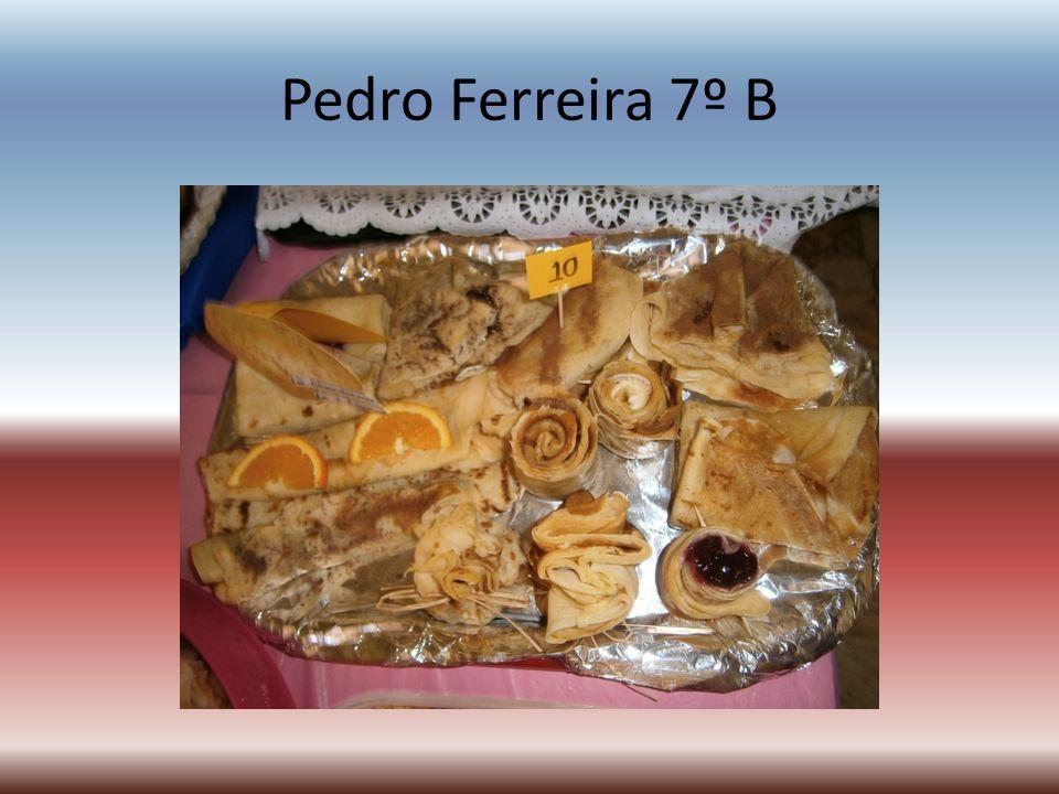 Pedro Ferreira 7º B