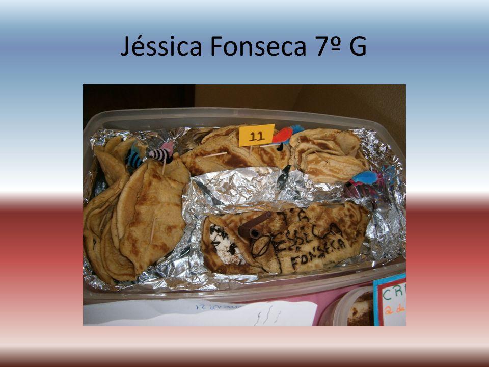 Jéssica Fonseca 7º G