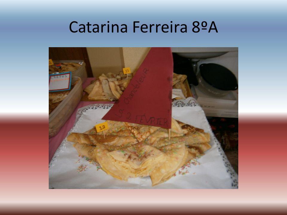 Catarina Ferreira 8ºA