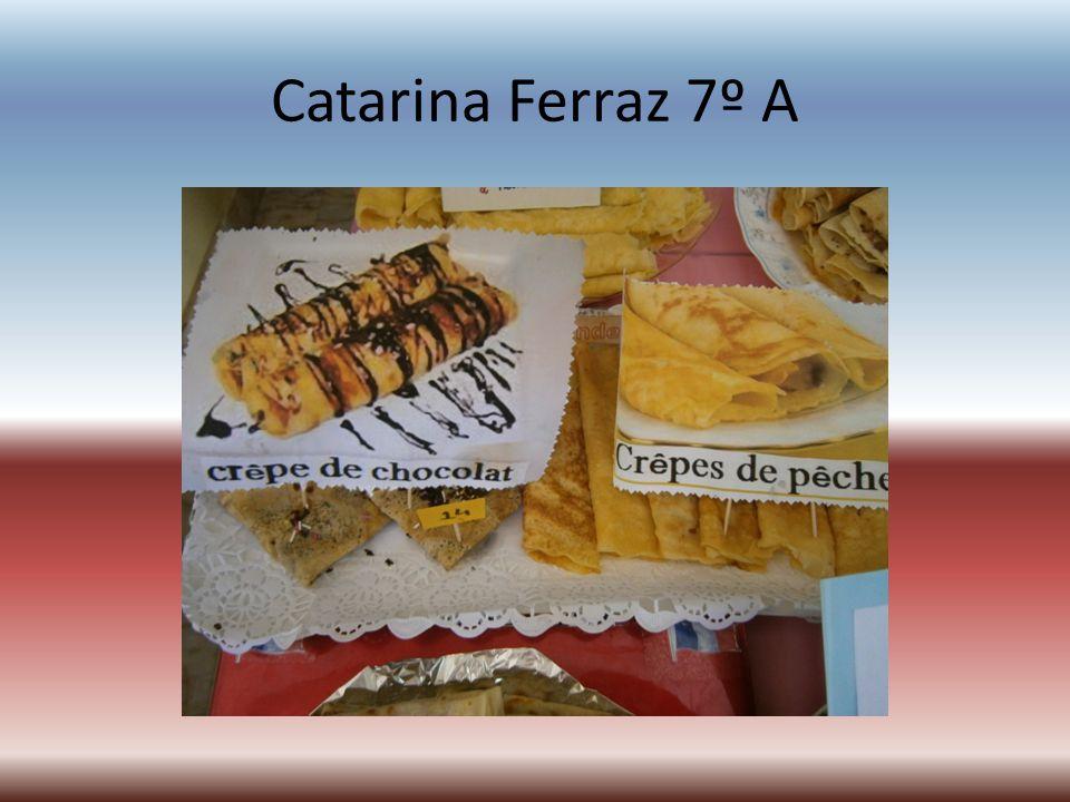 Catarina Ferraz 7º A