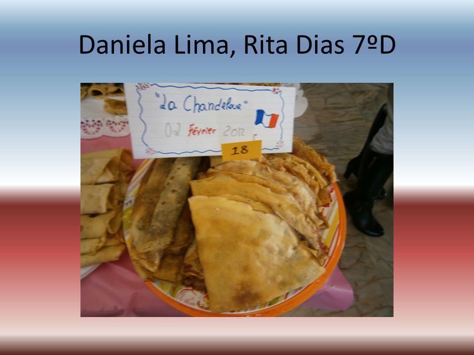 Daniela Lima, Rita Dias 7ºD