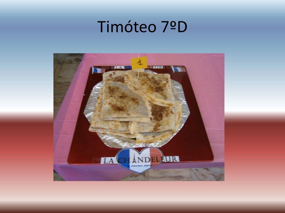 Timóteo 7ºD