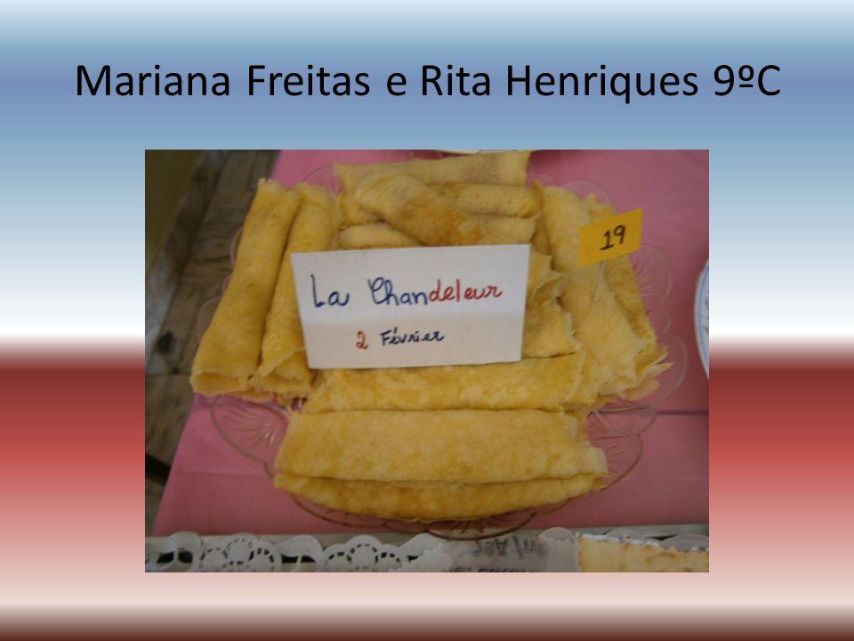 Mariana Freitas e Rita Henriques 9ºC