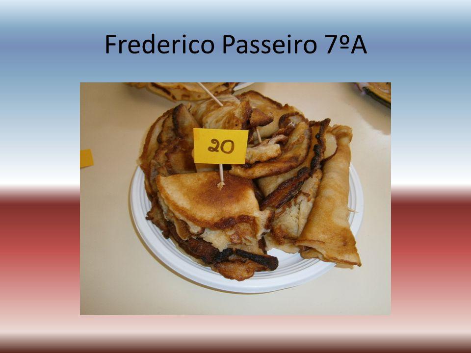 Frederico Passeiro 7ºA