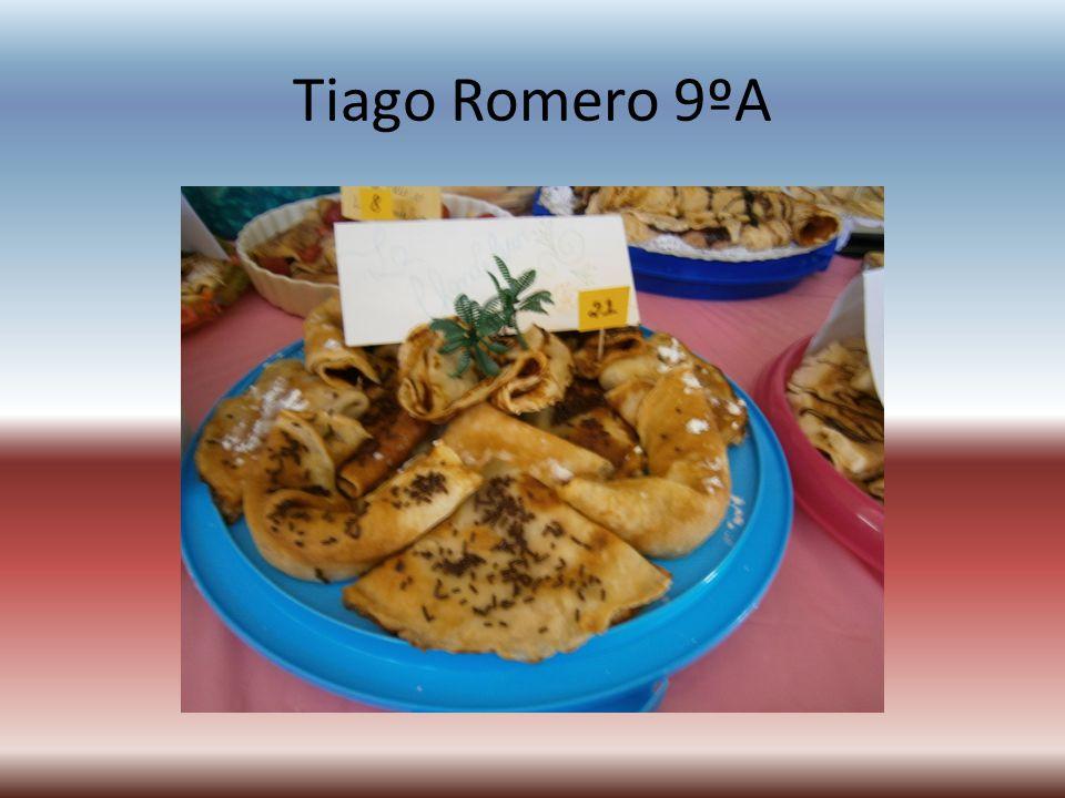 Tiago Romero 9ºA