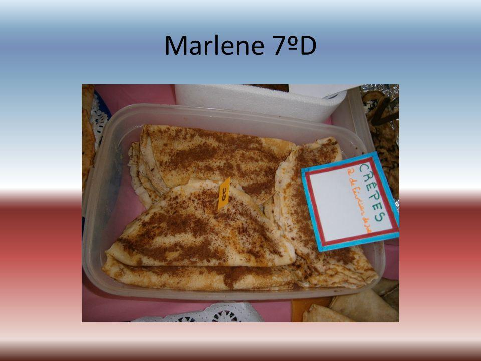 Marlene 7ºD