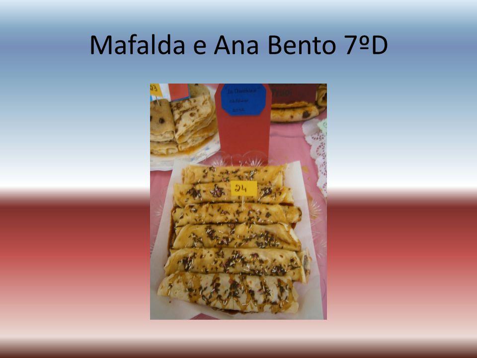 Mafalda e Ana Bento 7ºD