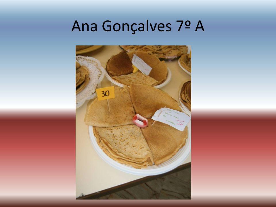 Ana Gonçalves 7º A