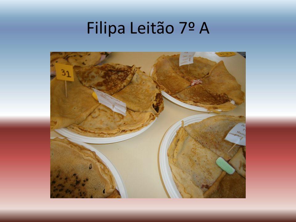 Filipa Leitão 7º A