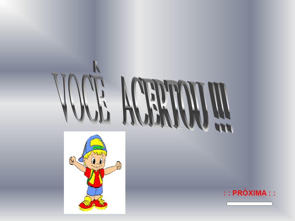 : : VOLTAR : :