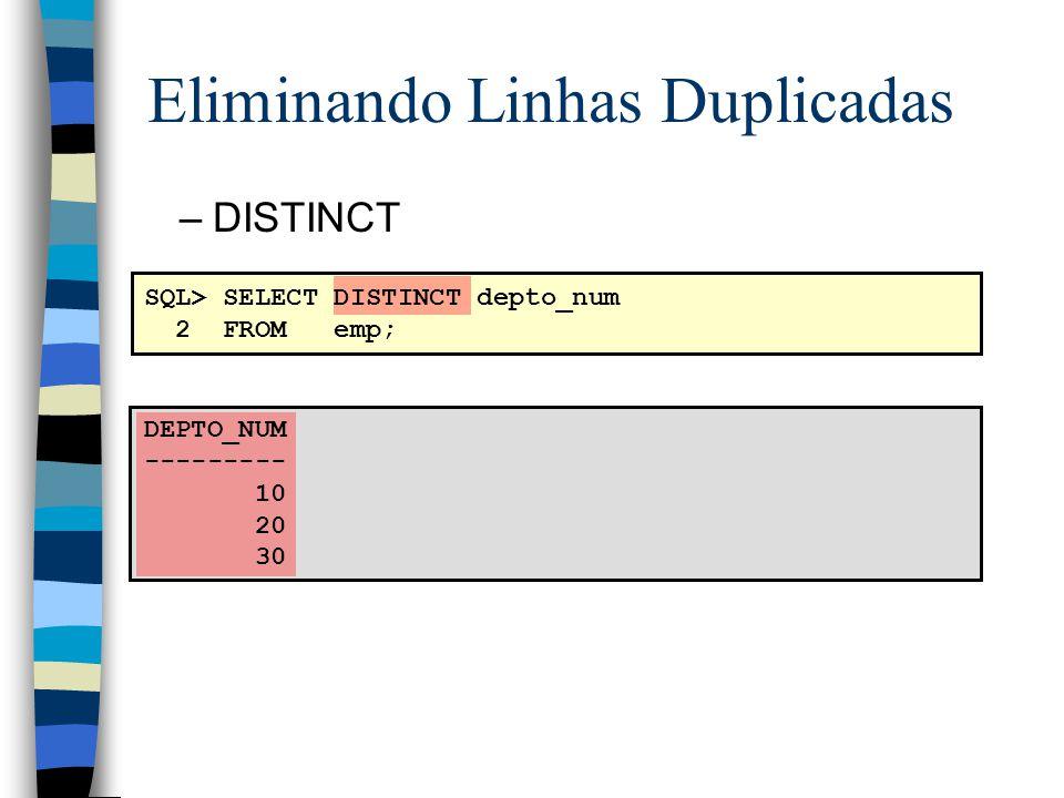 Sintaxe (exemplo) CREATE OR REPLACE TRIGGER t_verifica_data_contratos BEFORE insert on llma_diario for each row DECLARE datainicial llma_contratos.dataini%TYPE; BEGIN SELECT to_char(dataini, dd/mm/yyyy ) into datainicial FROM llma_contratos WHERE cod_con = :new.cod_con; --faz a condicao se a data ta no periodo IF ((:new.datahoraini < datainicial) or (:new.datahoraini > datafinal)) then raise_application_error(-20500, Data Inicio tem que esta no periodo de:    to_char(datainicial, dd/mm/yyyy )    a    to_char(datafinal, dd/mm/yyyy )); END IF; END; /