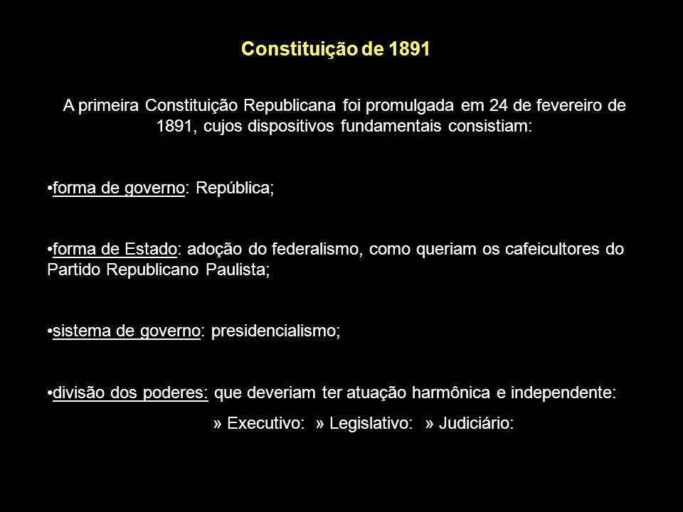 Reforma Financeira O ministro Rui Barbosa (Fazenda) pretendia estimular a economia e permitiu grande emissão de dinheiro por alguns bancos.