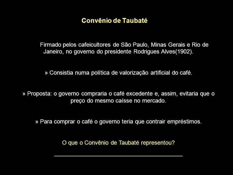 Política do Café com Leite Os principais estados que dominavam o conjunto da federação eram São Paulo, Minas Gerais e Rio Grande do Sul. » Em SP e em