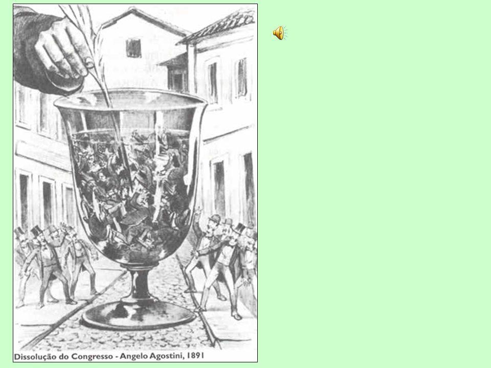 ESTADOS UNIDOS DO BRASIL Constituição de 1891 ESTADOS UNIDOS DO BRASIL Divisão dos 3 poderes: executivo, legislativo e judiciário. não-secretoVoto dir