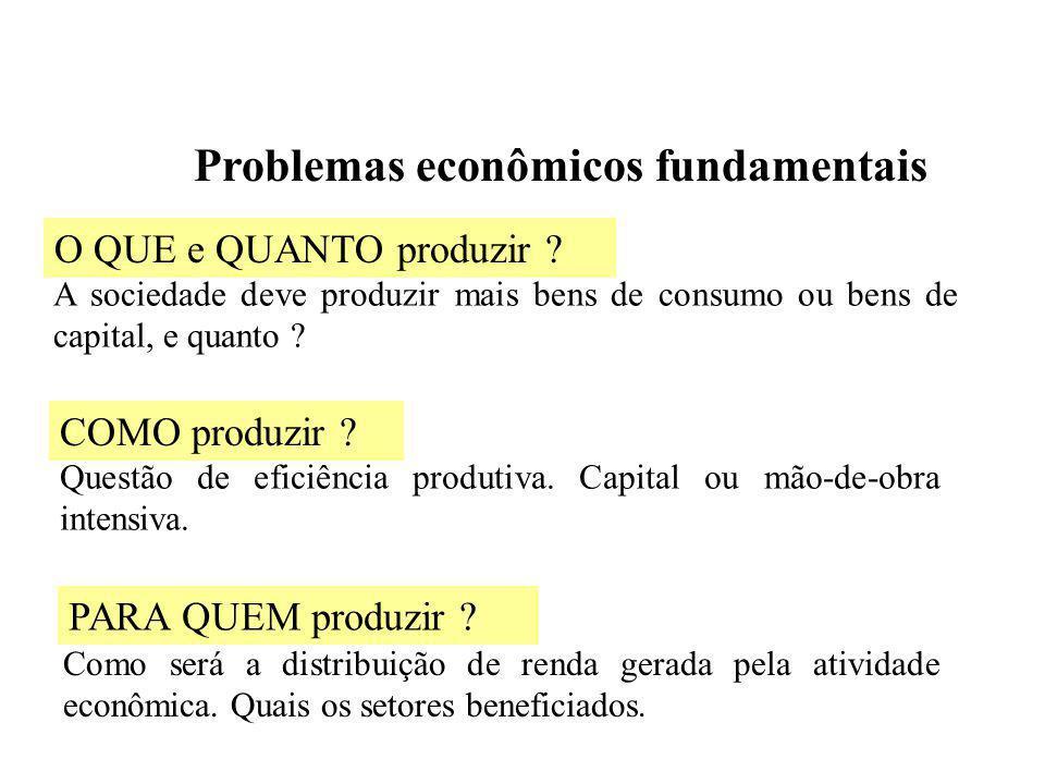 Sistema de concorrência pura Críticas: o mercado sozinho não promove perfeita alocação de recursos.