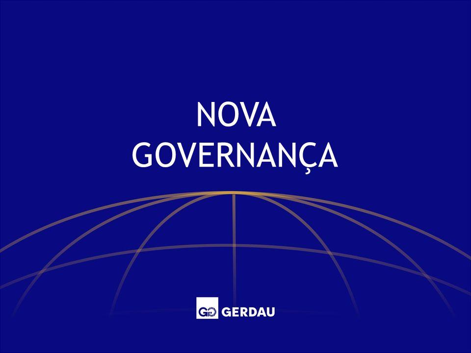 NOVA GOVERNANÇA