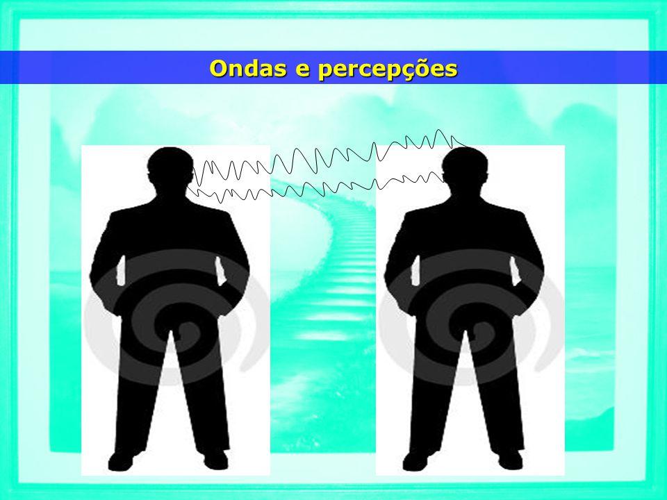 Emite vibração (ou freqüência) alta ou baixa, de acordo com o teor dos pensamentos mais constantes.