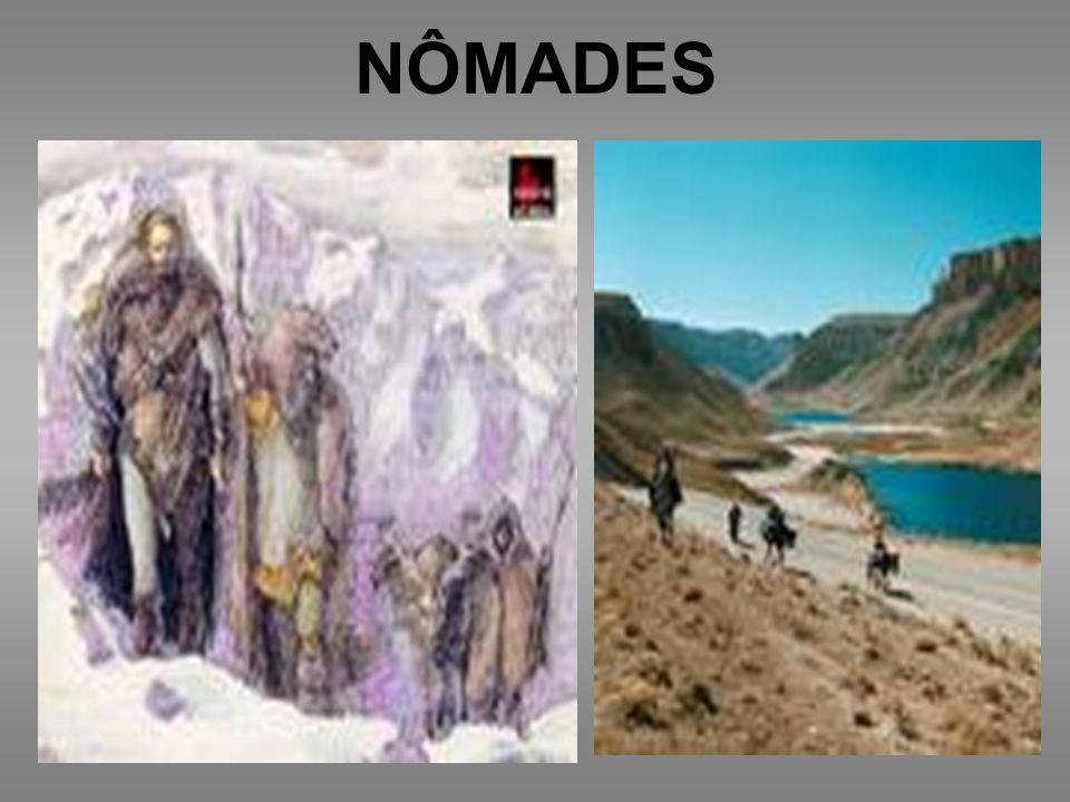 NÔMADES