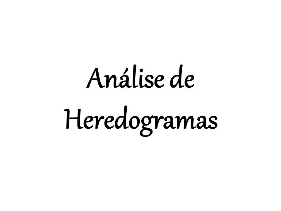 Análise de Heredogramas