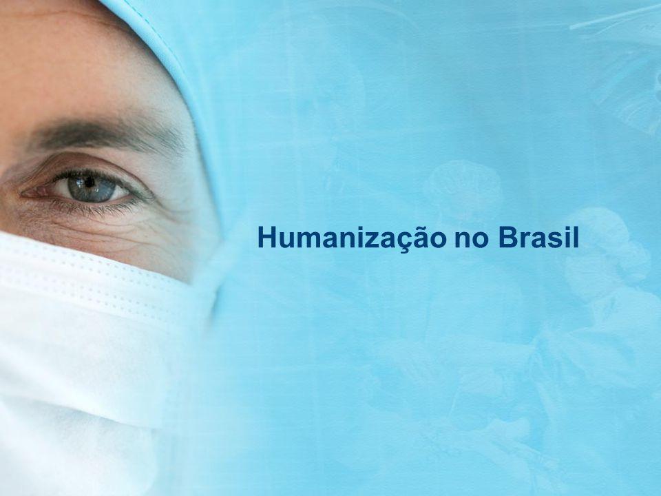 Humanização no Brasil