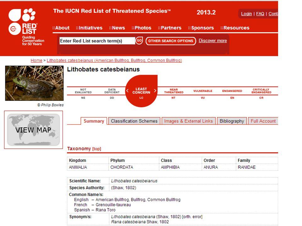Sistemática: Categorias taxonômicas Reino Filo (zoo) ou Divisão (Bot) Classe Ordem Família Gênero Espécie