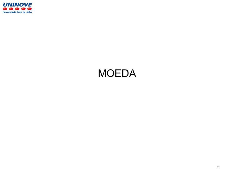 MOEDA 21