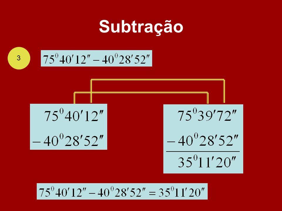 Subtração 3