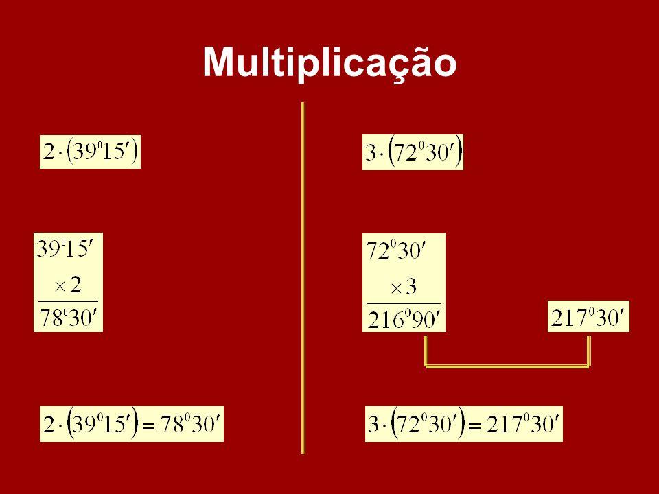 Multiplicação