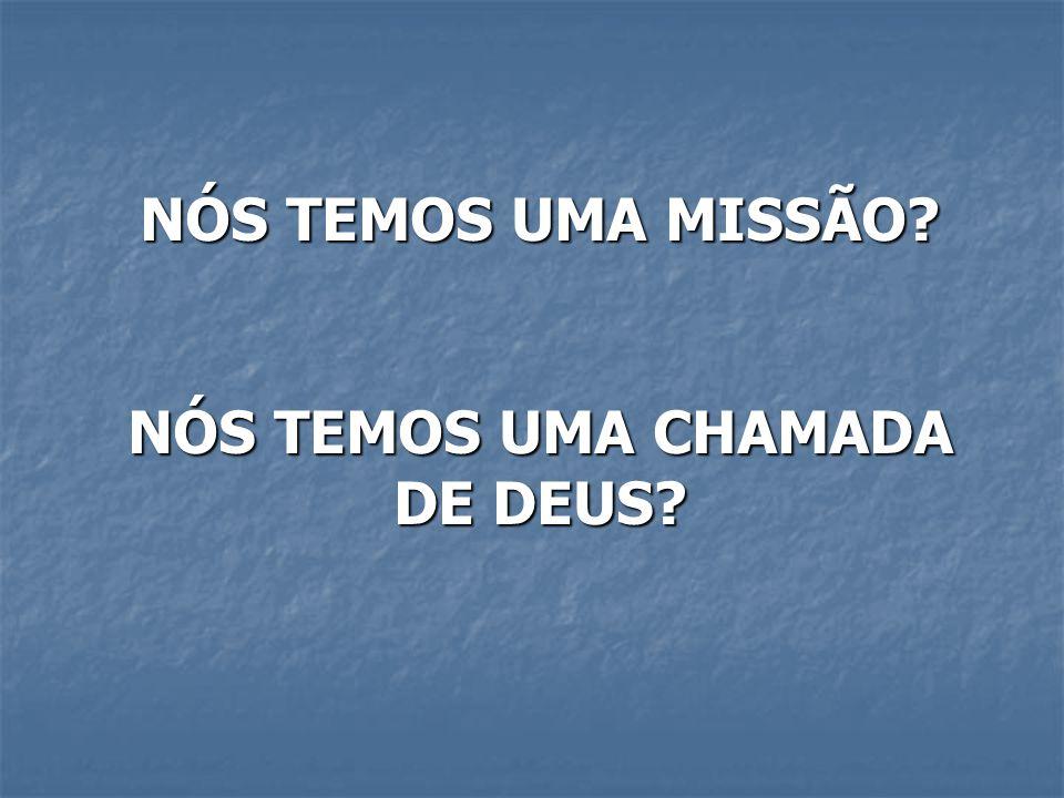 NOSSA MISSÃO NOSSA CHAMADA (MC 16:15) - E disse-lhes: Ide por todo o mundo, pregai o evangelho a toda criatura.