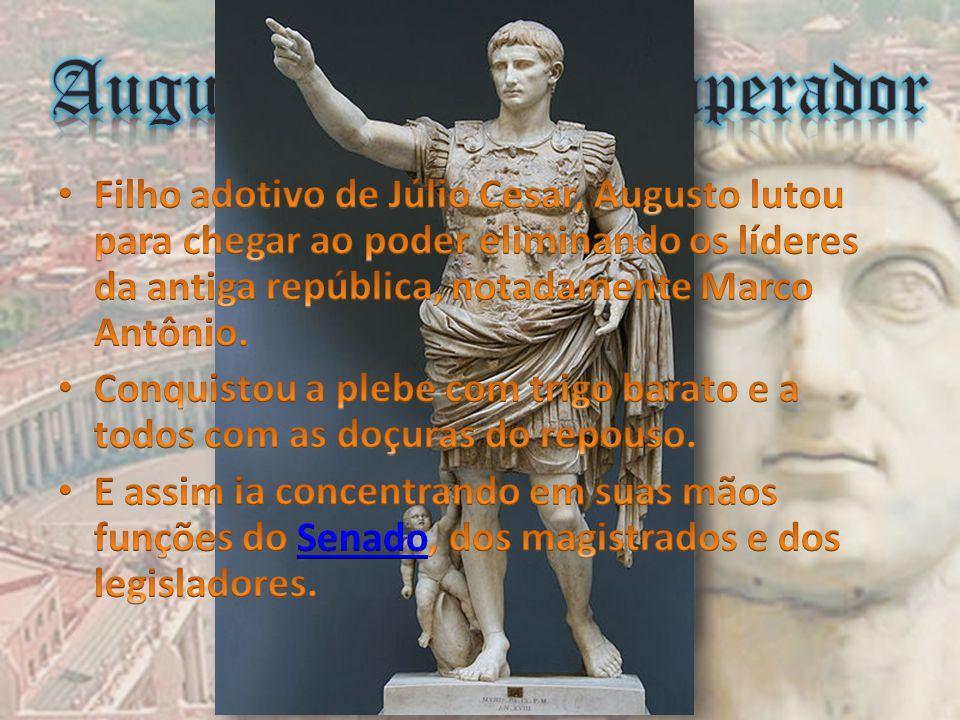 A Cúria Hostilia no Fórum Romano, lugar de reunião do senado.