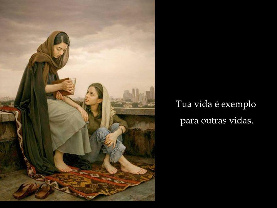 Deus é o teu amigo perfeito, acessível, sempre disposto a ouvir-te as queixas e a apresentar-te soluções.